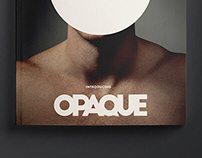 Diploma Brief: OPAQUE Magazine