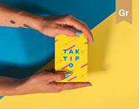 TAKTIPO / card game