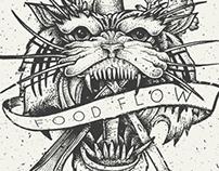 Food Flow | Veggie Tiger
