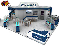 Exhibition Stand | Navantia