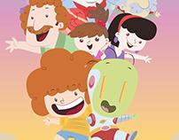 Martin & Terry (Tv Cartoon Serie)