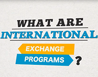 [Video] What are International Exchange Programs?