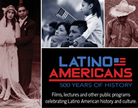 Latino Americans: 500 Years of History digital ads