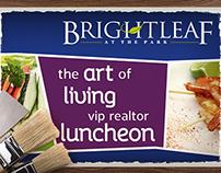 Brightleaf - Art of Living Realtor Event