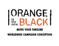 Netflix Orange is the new black, Move your timeline