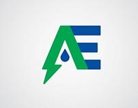 Aqua Enviro Brand Identity