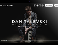 Dan Talevski Website