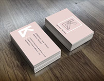 Kimberley van Lokven - Corporate identity