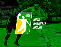 NBB (Novo Basquete Brasil) | Logo Redesign