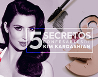 5 secretos confesables de Kim K by rosshanna