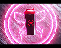 """Promotion for GFuel Shaker Cup """"The DOC"""""""