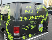 Unknown Brewing Vehicle Graphics