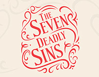 Seven Deadly Sins Icons