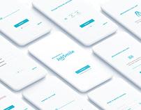 JobSmile - Registro de Usuarios UI/UX