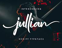 jullian Sript Typeface