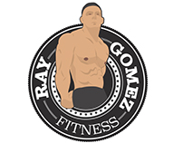 Logo For Ray Gomez Fitness