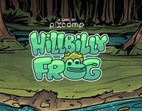 Hillbilly Frog // Videogame concept art