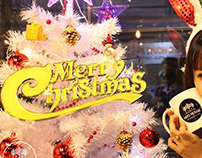Sắc màu không khí Noel tại Văn phòng NEOHOUSE
