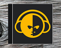 DJ Chinchilla (Branding & Identity)