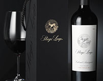 Stag's Leap Wine Labels, Packaging & Gift Box