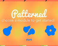 The Patterned App