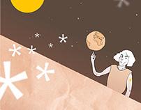 Children's astronomy book
