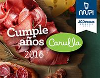 CUMPLEAÑOS CARULLA 2016