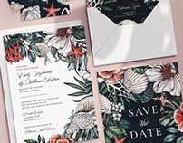 Zola x Maggie Enterrios Customizable Wedding Suite