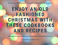 Enjoy an Old-Fashioned Christmas with These Cookbooks