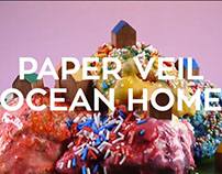 "Paper Veil - Time Lapse Music Video ""Ocean Home"""