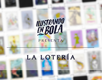 Ilustrando en Bola: La Lotería