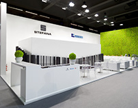 """FORM Group - Exhibition stand """"STEFANA"""""""