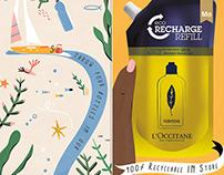 L'Occitane - TerraCycle Packaging