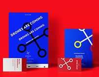 Drone conference - Branding 2015
