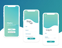 Daily UI #1: Sign Up