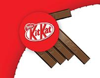 Ad Campaign : Kit Kat