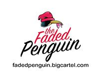 Hoodie design for fadedpenguin.bigcartle.com