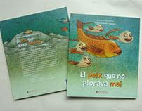El pez que nunca lloraba (Editorial Salvatella)