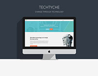 TechTcyhe - Website design & branding