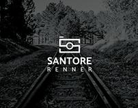 criação de marca: santore renner