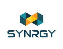 BCA SYNRGY Logo Design