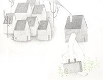 Traditional Illustration