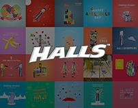 Halls Malaysia