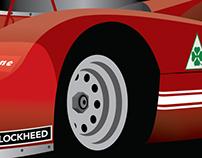 1970 Alpha Romeo Type 33/3