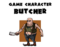 Buthcer | Game Character