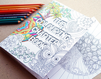 The Colouring Chapter Book