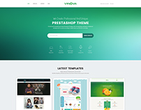 Our Website - Vinovathemes