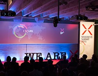 CORPORATIVE EVENT DECOR. MAXAM SUMMIT 2015 (COAM)