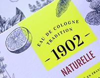 COFFRET COLOGNE 1902