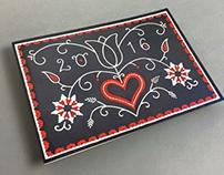 Swiss tradition wish card 2016